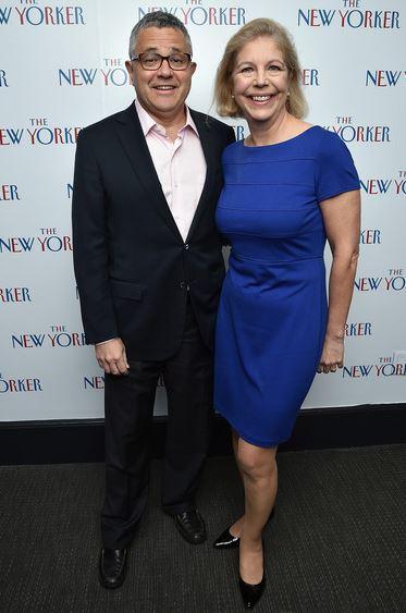 Jeffrey with his wife, Amy Bennett McIntosh