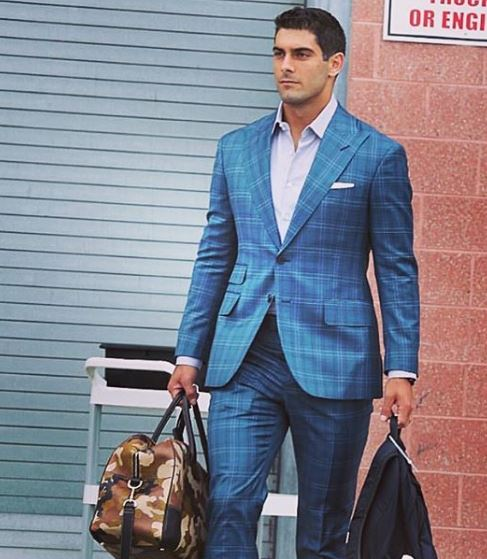 Jimmy Garoppolo Dating, Girlfriend, Married, Wife