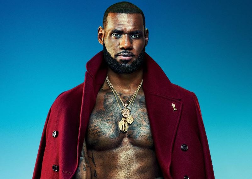 275605ad944 LeBron James Bio