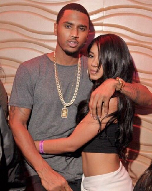 Mila J with Tremaine Aldon Neverson