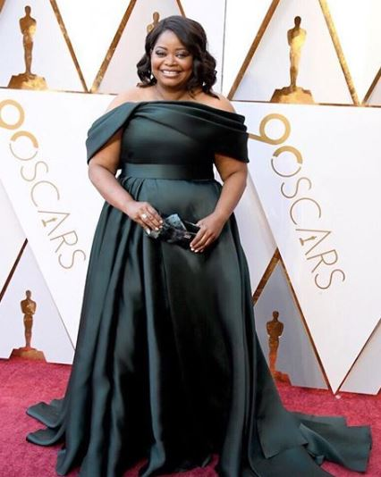 Octavia Spencer Body Measurements, Height, Weight, Size