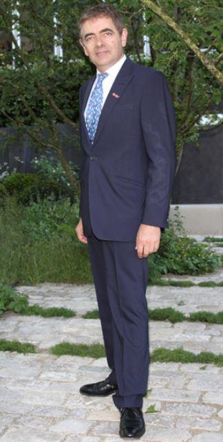Rowan Atkinson Body Measurements, Height, Weight