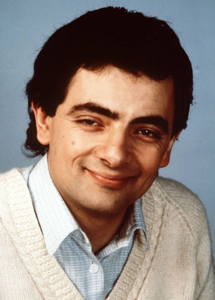 Rowan Atkinson young picture