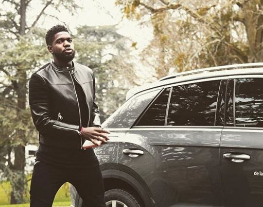 Samuel Umtiti Net Worth, Salary, Income