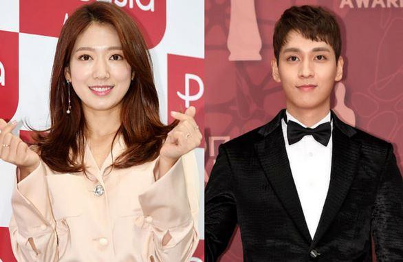 Shin Hye and Tae Joon
