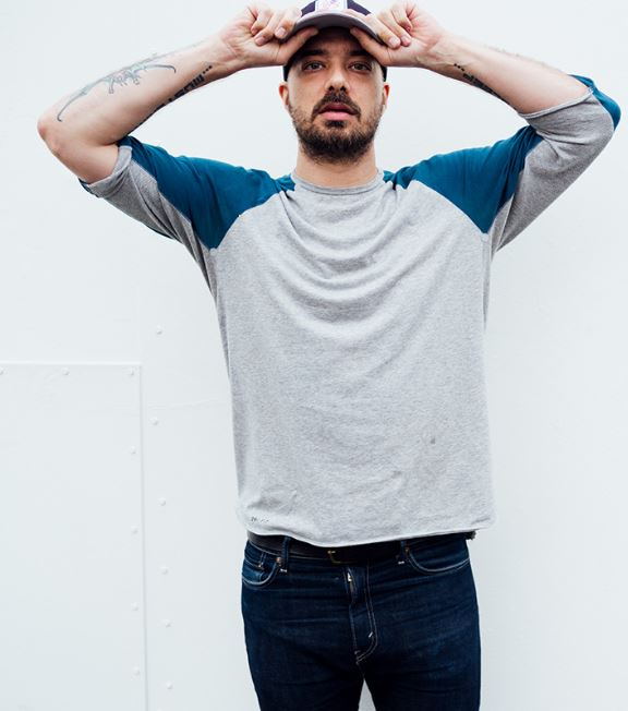 Aesop Rock Height, Weight, Size, Color