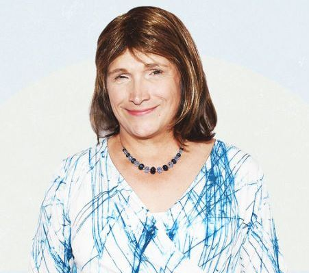 Christine Hallquist Dating, Married, Husband