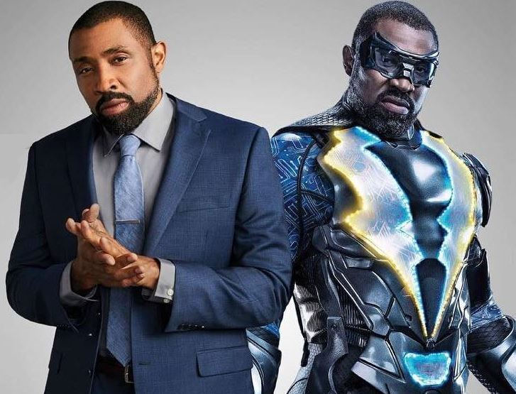 Cress is playing a lead role in Black Lightning