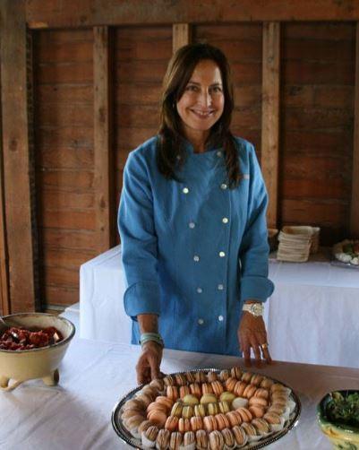 Debra Ponzek Height, Weight, Size
