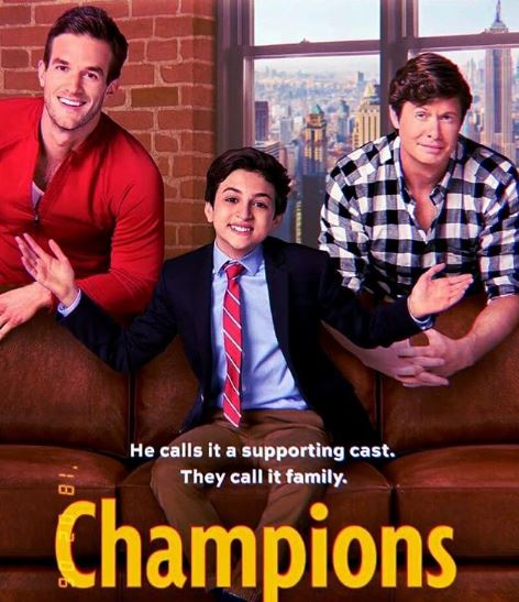 Josie Totah in NBC Champions