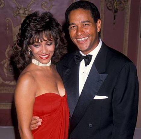 Bryant Gumbel and June Carlyn Baranco