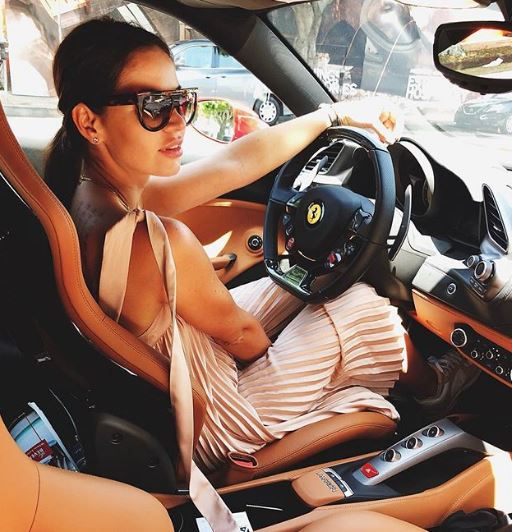 Dasha Gaivoronski Net Worth, Salary, Income. Car