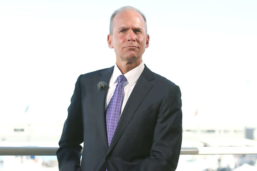 Dennis Muilenburg Bio, Wiki, Net Worth