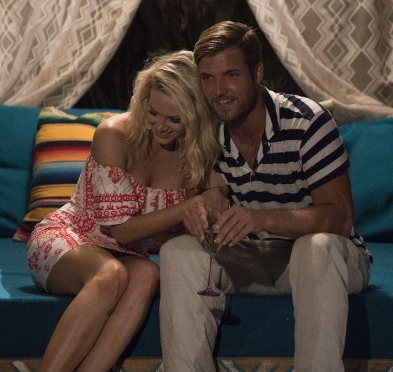 Jordan Kimball and Jenna Cooper