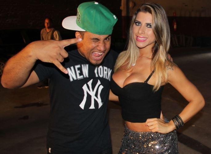 Kondzilla with Ana Paula Minerato
