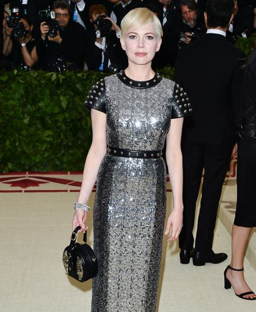 Michelle Williams Body Measurements, Height, Weight