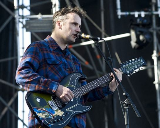 Michelle husband, Phil Elverum