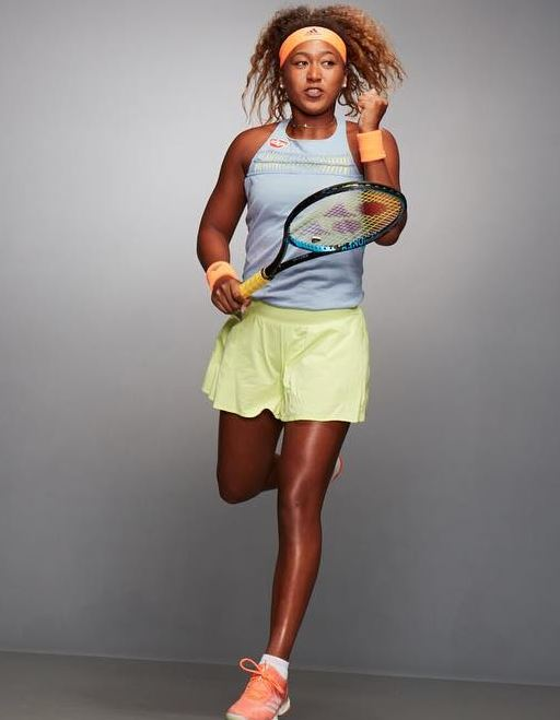 Naomi Osaka Body Measurements, Height, Weight