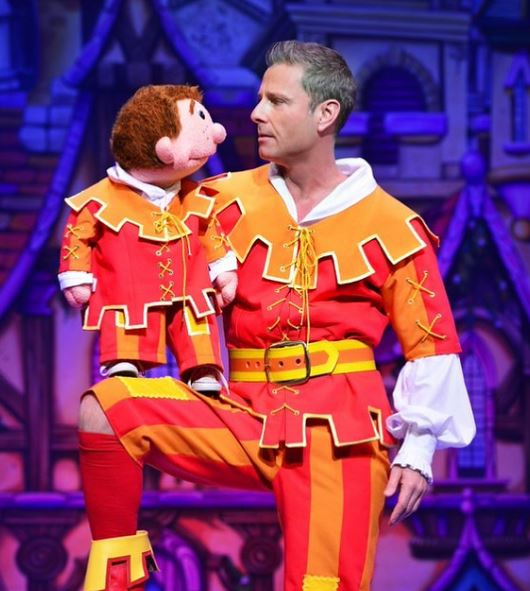 Paul Zerdin Net Worth, Salary, Income