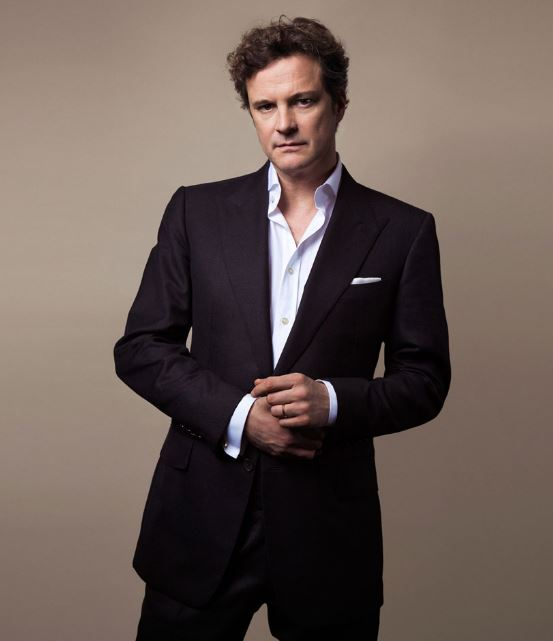 Colin Firth Body Size, Height, Weight