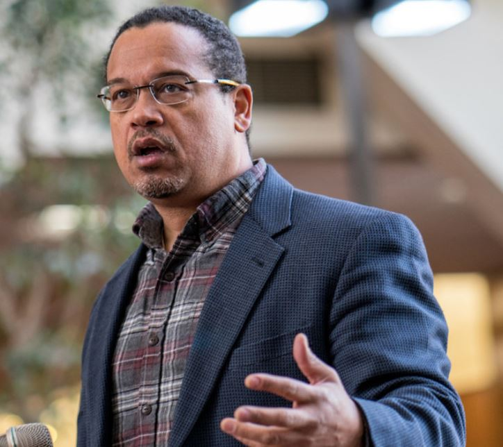 Keith Ellison Net Worth, Salary, Income