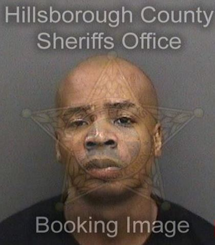 Plies, after being arrested in Tampa Airport