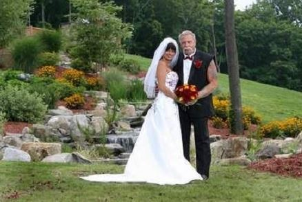 Beth with her ex-husband, Paul Teutul Sr.