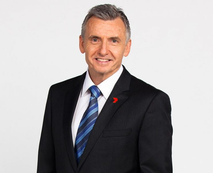 Bruce McAvaney Bio, Wiki, Net Worth