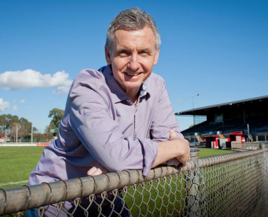 Bruce McAvaney Net Worth, Salary, Income