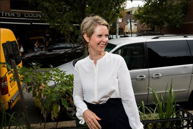 Cynthia Nixon Salary, Net Worth