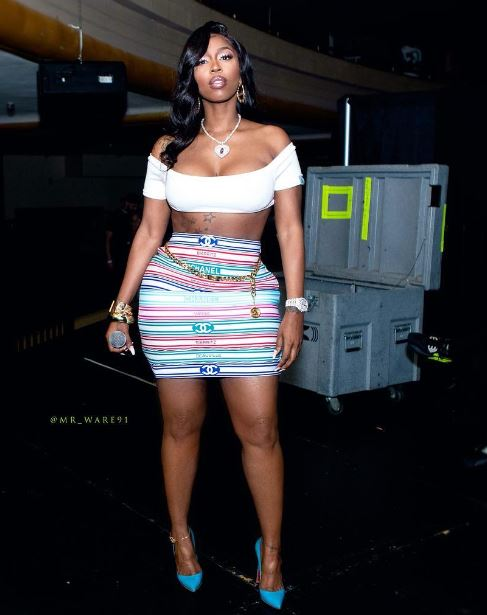 Kash Doll Body Measurements, Height, Size