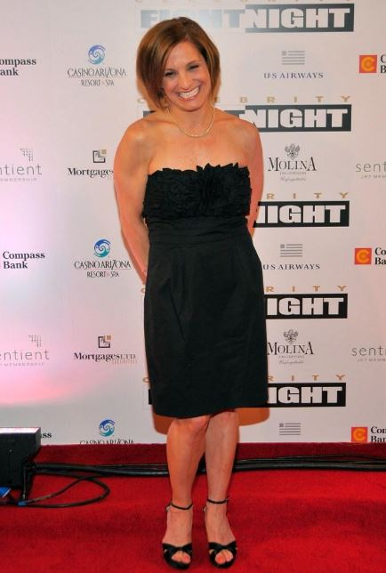 Mary Lou Retton Body Measurements, Height, Size