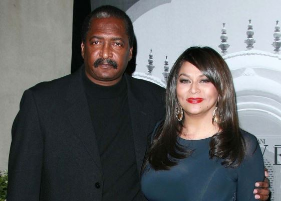 Mathew Knowles and Tina Knowles-Lawson