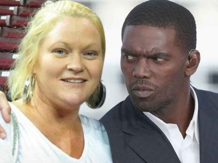 Randy Moss and Libby Offutt
