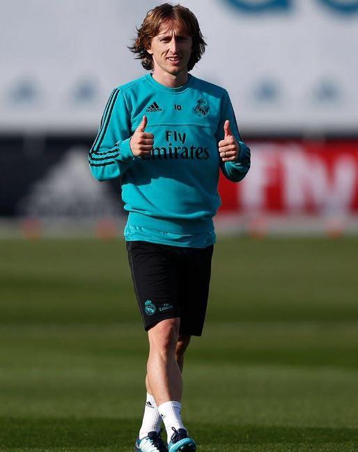 Luka Modric Body Size, Height, Weight
