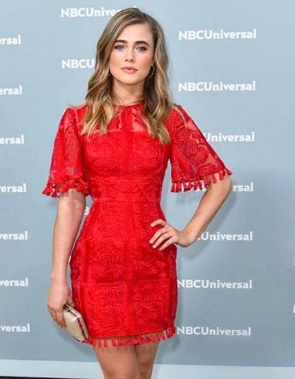 Melissa Roxburgh Body Measurements, Height, Size
