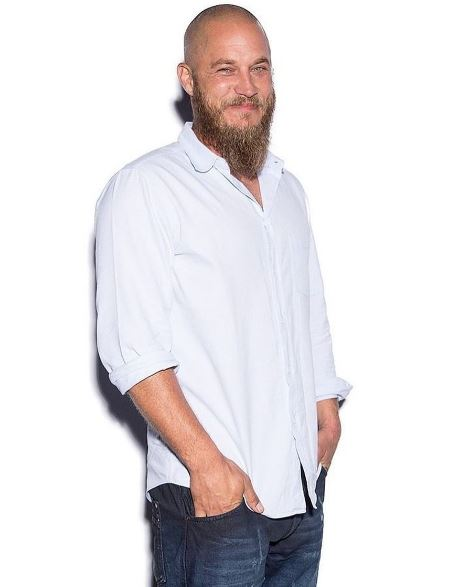 Travis Fimmel Body Measurements, Height, Weight