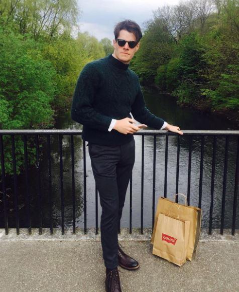 Connor Swindells Body Measurements, Height, Weight
