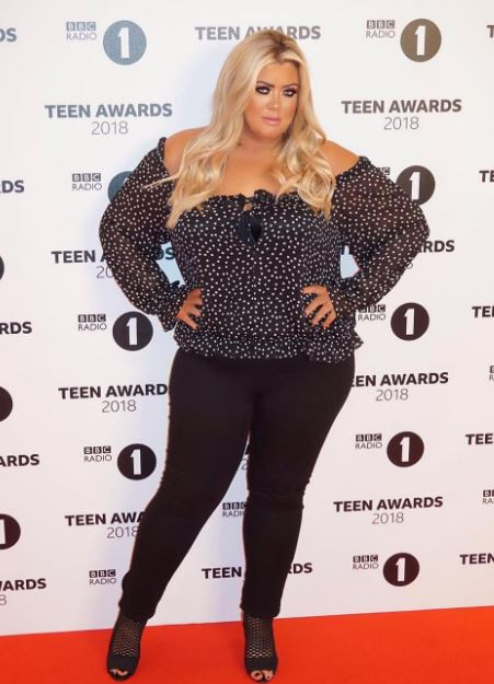Gemma Collins Body Measurements, Height, Size