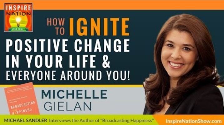 Michelle Gielan Net Worth, Income