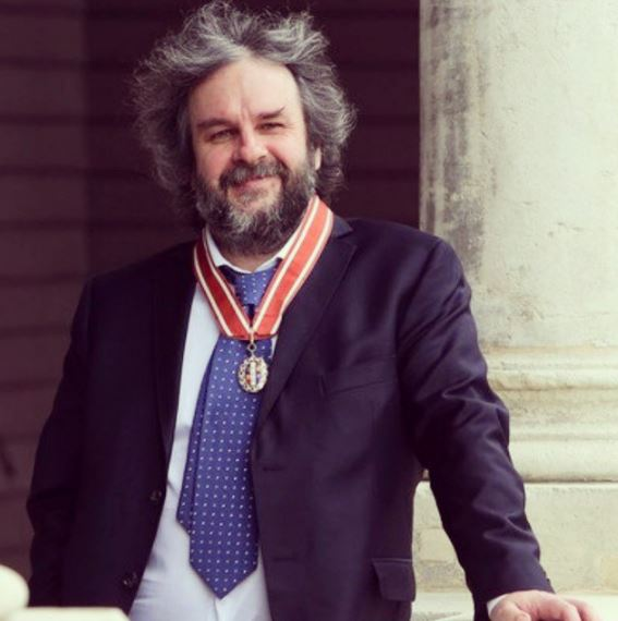 Peter Jackson Body, Height, Weight