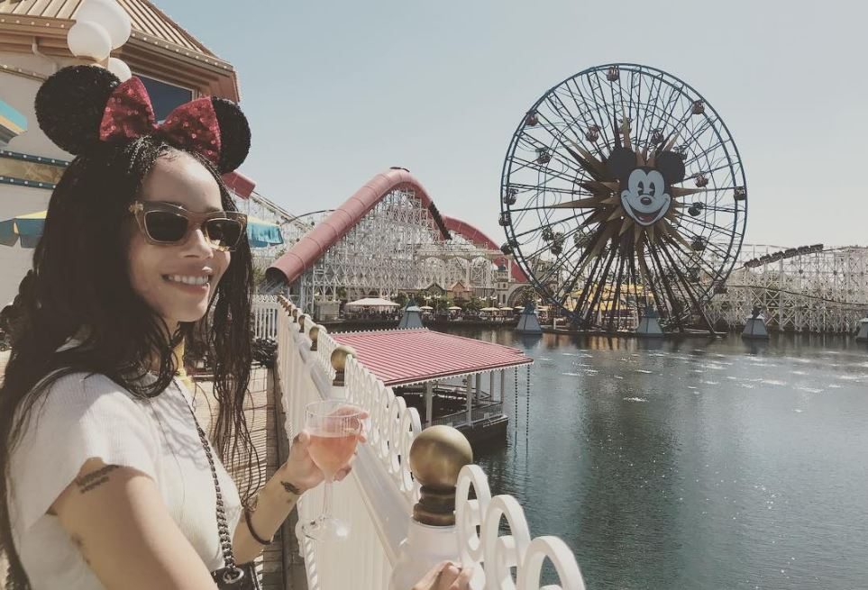Zoe Kravitz salary, income, net worth