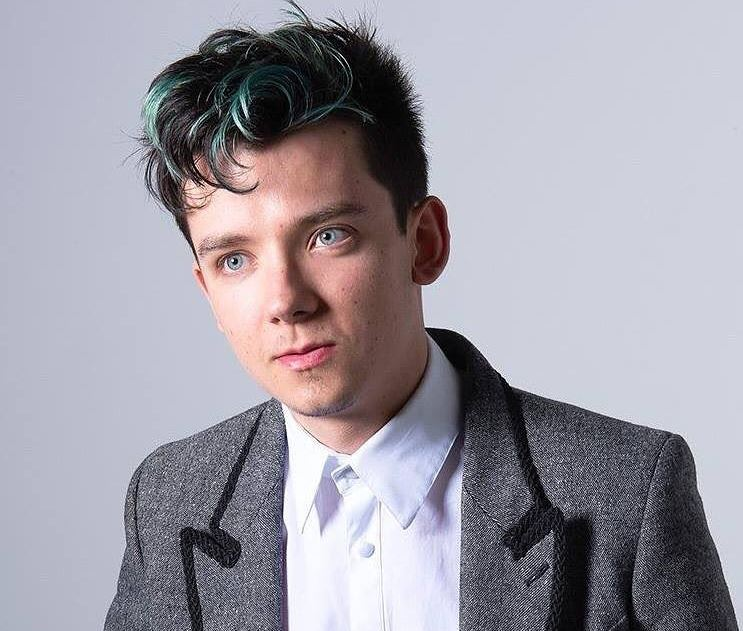 Asa Butterfield 2019