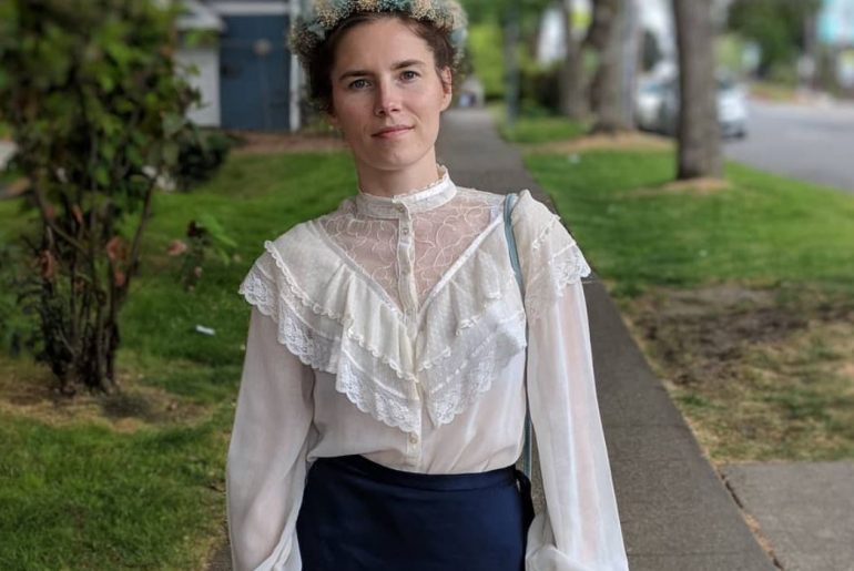 Amanda Knox Bio, Wiki, Net Worth