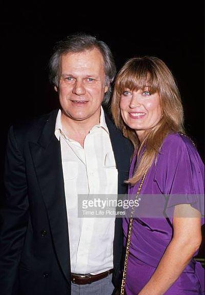 Ken Kercheval and Ava Fox