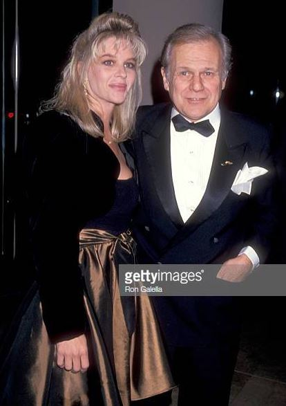 Ken Kercheval and Cheryl Paris