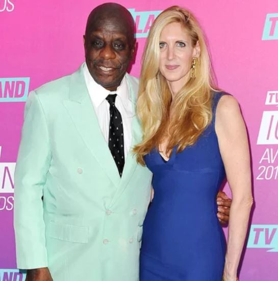 Ann Coulter and Jimmie Walker
