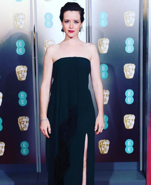 Claire Foy height, weight, size