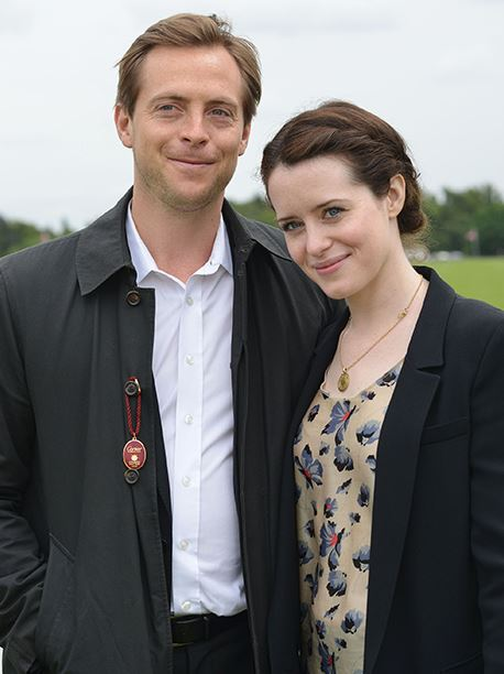 Claire Foy married, husband, Stephen
