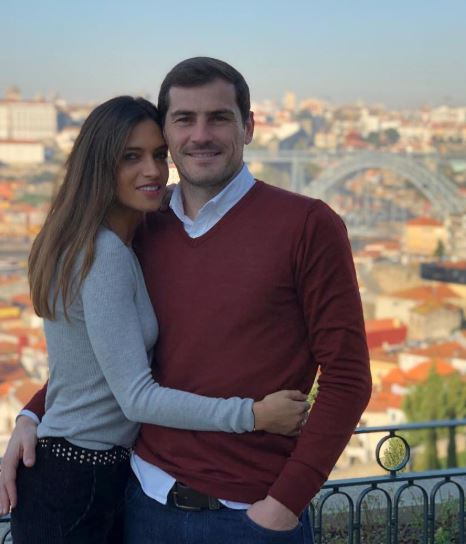 Iker Casillas Married, Wife Sara Carbonero